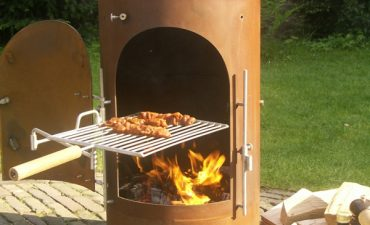 Garden-Kitchen-patina-kleur-met-barbecue